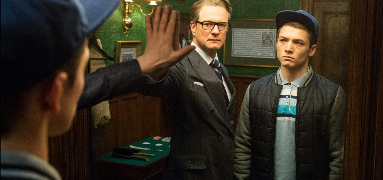 Terceiro trailer dublado e featurette inédito de Kingsman: Serviço Secreto, com Colin Firth e Samuel L. Jackson