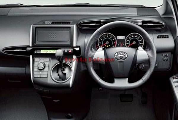 2015 Toyota Wish Release Date