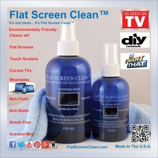 Flat Screen Clean™