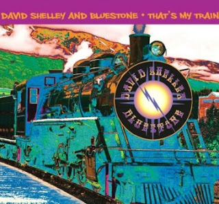 David Shelley - That\'s My Train 2011
