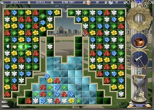 تحميل لعبة تجميع الاشكال المتشابهة Babylonia للكمبيوتر والاب توب مجانا