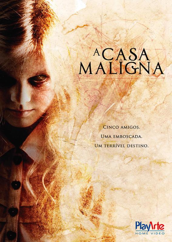 A Casa Maligna –  Dublado (2015)