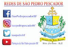 REDES de São Pedro Pescador