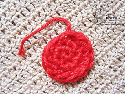 How to fasten off - Sayjai Amigurumi Crochet Patterns ~ K ...