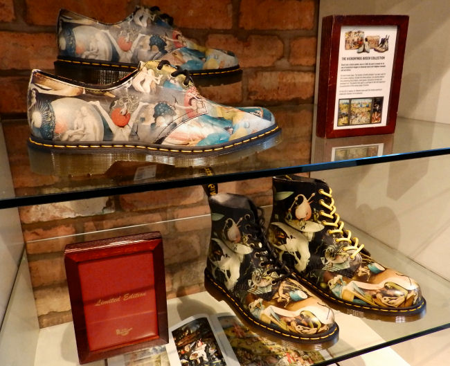 Dr Martens Liverpool One store review