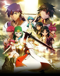 Magi: The Labyrinth Of Magic - The Labyrinth Of Magic
