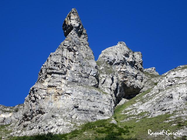 Tertanga (Álava) Pico El Fraile