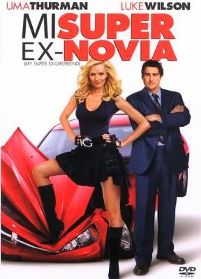Mi Super Ex Novia – DVDRIP LATINO