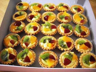Resep Makanan Sus Panggang Smothies Fruits