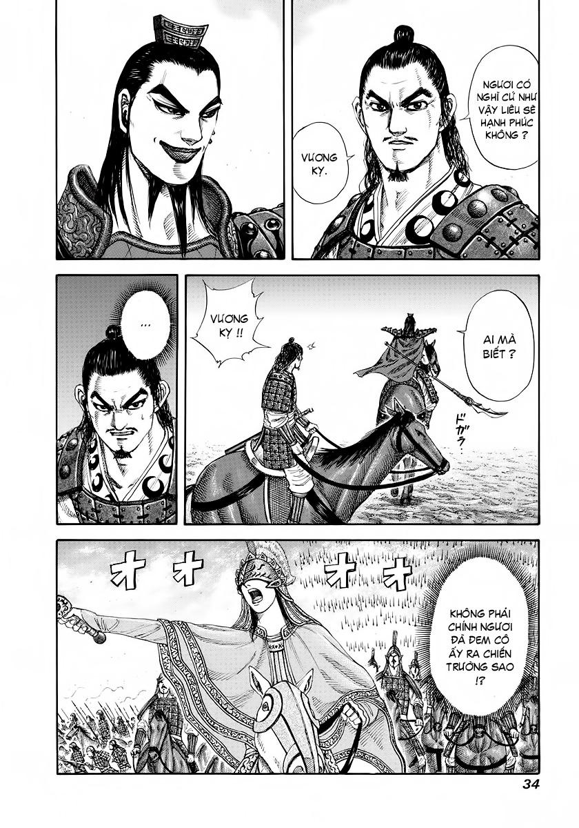 Kingdom - Vương Giả Thiên Hạ Chapter 164 page 13 - IZTruyenTranh.com