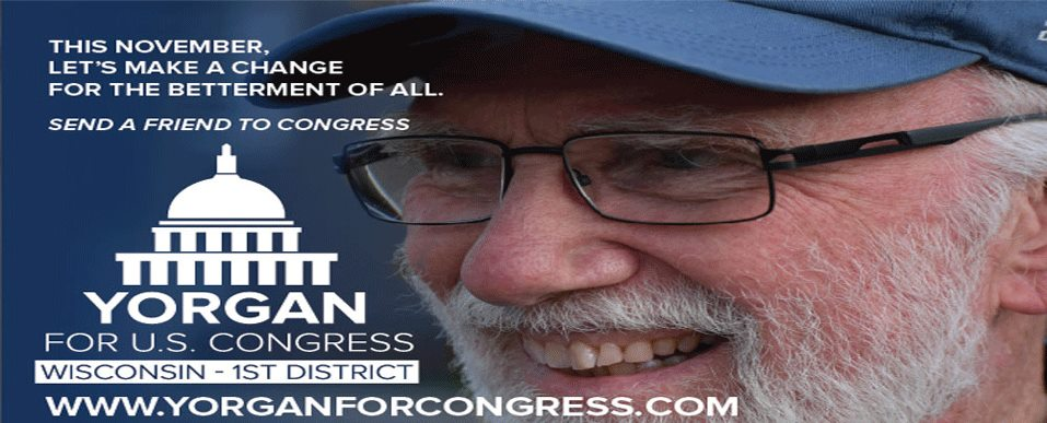 Yorgan for Congress