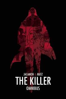 The Killer omnibus Matz Jacamon cover