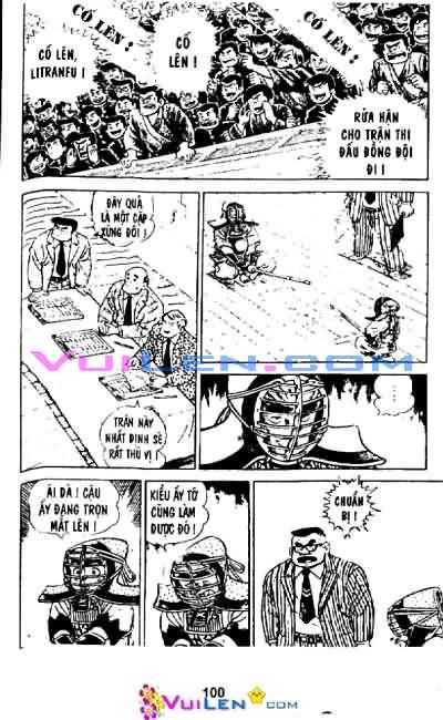 Siêu quậy Teppi chap 33 - Trang 97