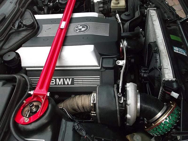 Maleckis Motorsport Bmw M60 M62 V8 Turbo Stage 1 Amp 2