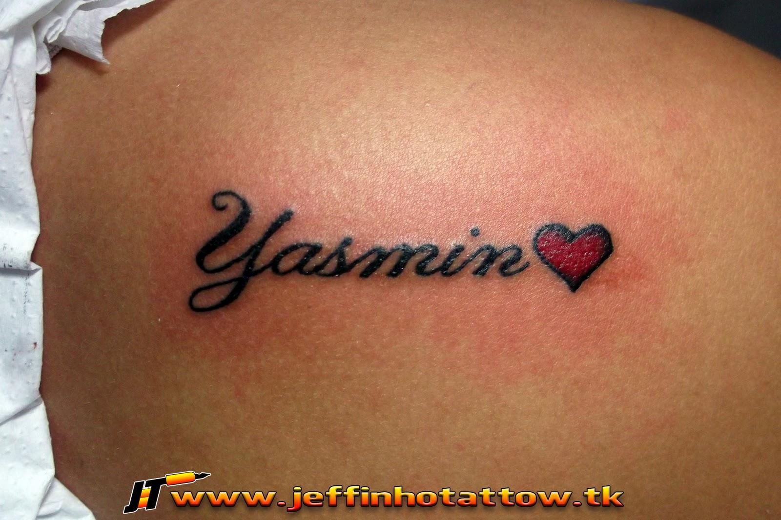 Yasmin Tattoo