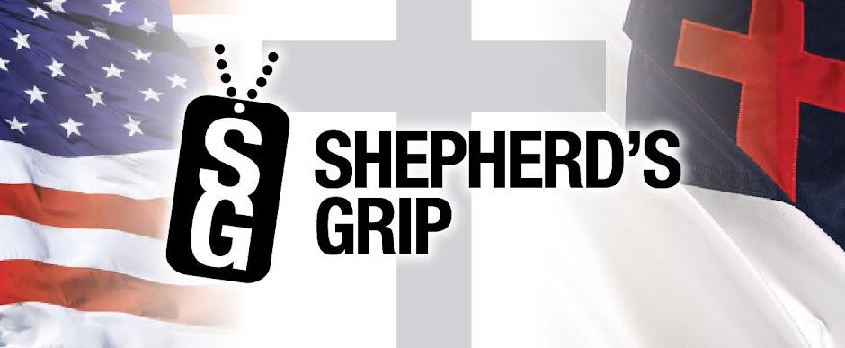 SHEPHERD'S GRIP