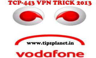 Vodafone VPN Trick, I want to tell you that you can read other tricks