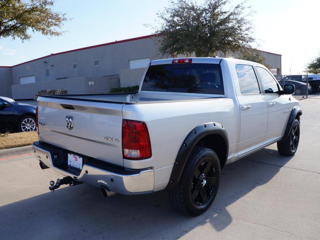 Sale Price 24 998 2010 Dodge Ram 4x4 1500 Silver Crew Cab