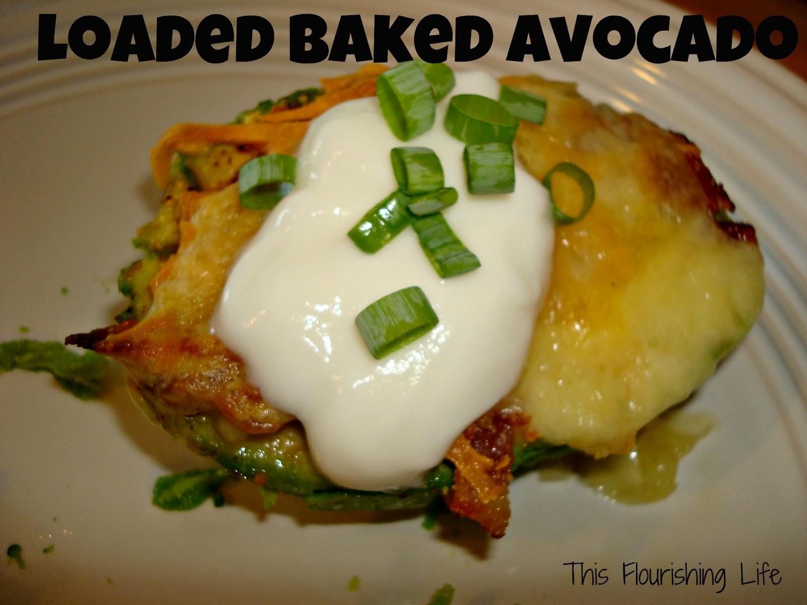 Recipe: Loaded Baked Avocados