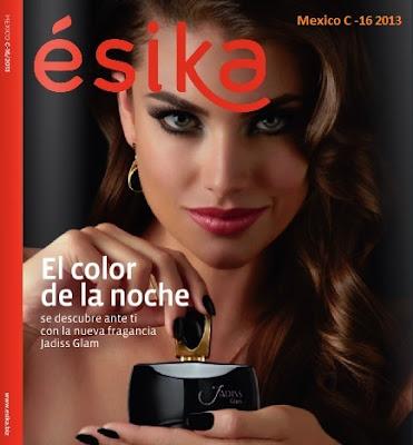 catalogo esika mexico c-16 2013