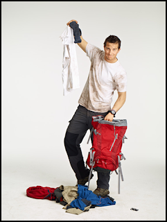 Top Ten Things To Do Before You're Ten, Persil, Bear Grylls interview, Bear Grylls