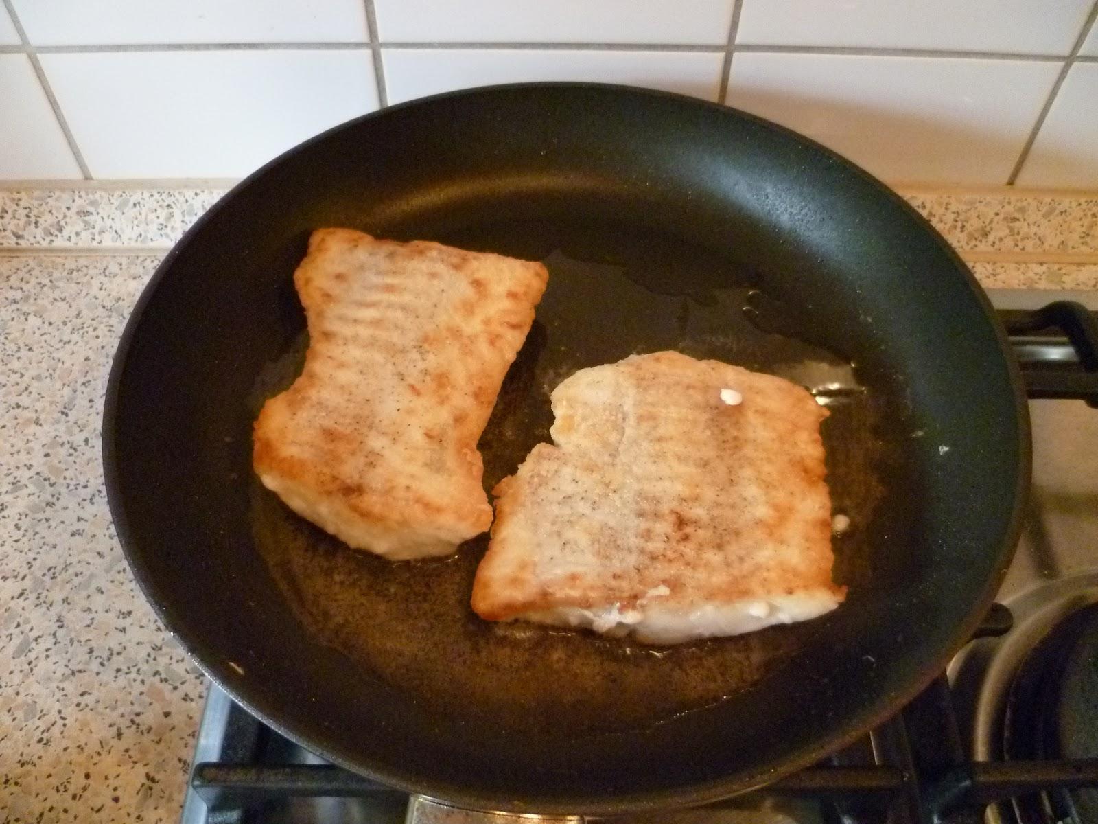 Schnell lecker kochen und mehr gebratenes fischfilet for Schnell lecker kochen