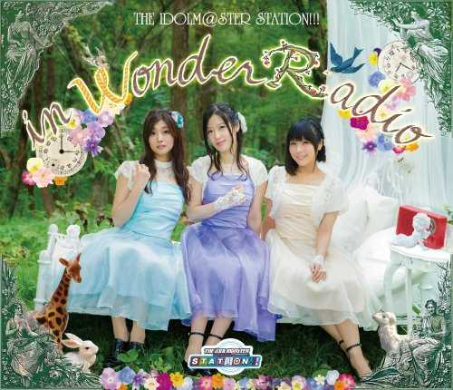 [Album]  THE IDOLM@STER STATION!!! in WonderRadio  (2015.11.18/MP3/RAR)