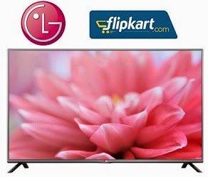 Flipkart Special Offer: LG 32LB550A (32″) LED TV (HD Ready) worth Rs.26990 for Rs.20990 Only (Limited Period Offer)
