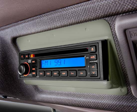 Radio CD MP3 Mitsubishi Fuso
