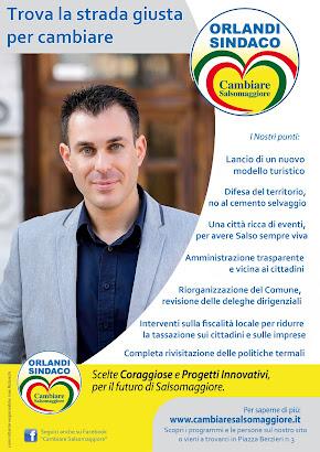 Il nostro candidato Sindaco è Matteo Orlandi