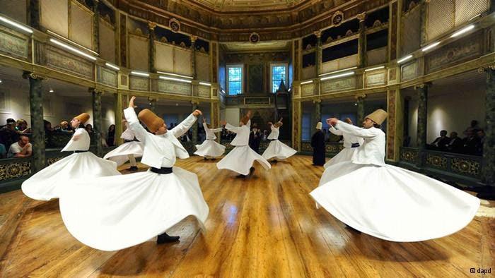 Cinta Bagi Seorang Sufi