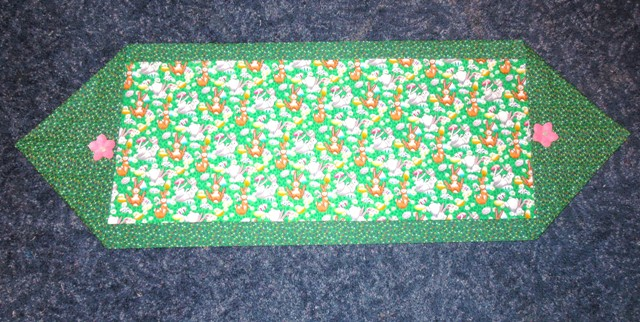 Quilt And Sew Forever Ten Minute Table Runner Really