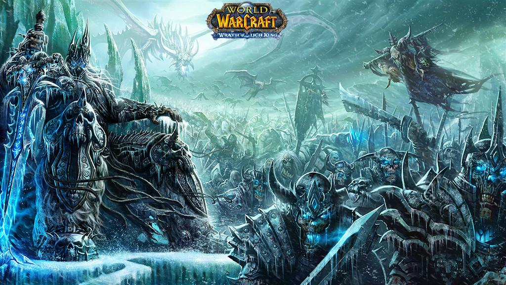 World of Warcraft HD & Widescreen Wallpaper 0.658019801894721
