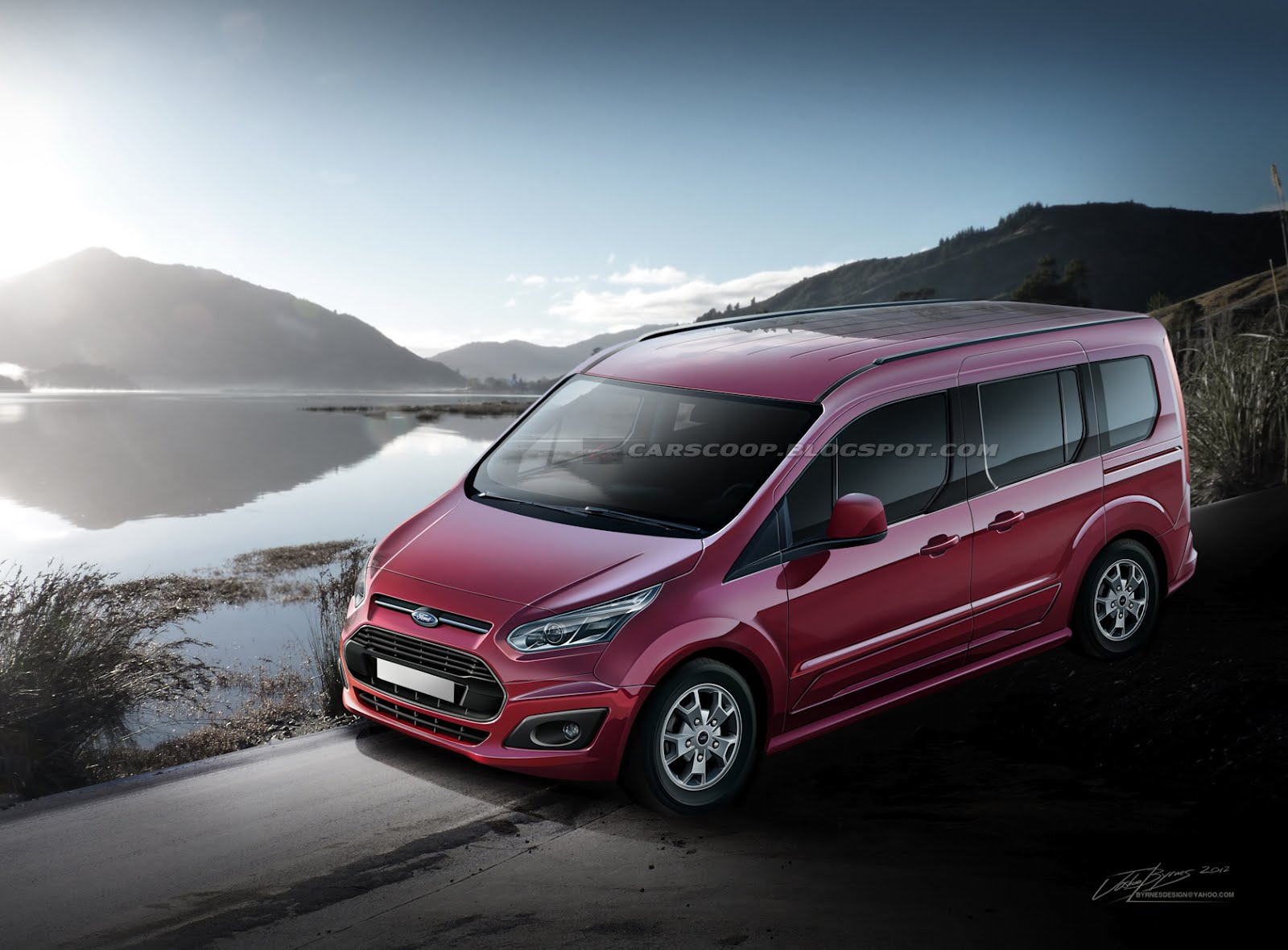 2013 - [Ford] Transit (Connect & MaxiVan) 2014+ford+transit+connect