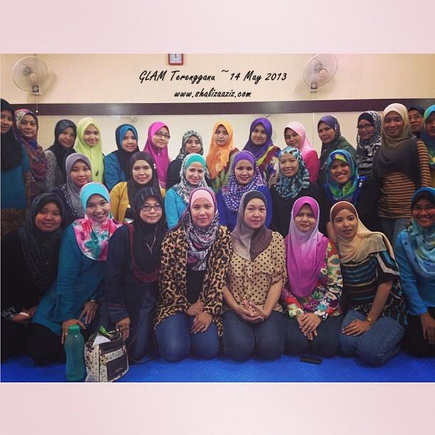GLAM, Hanis Haizi, Premium Beautiful, Kelantan, Terengganu, Utara, Johor