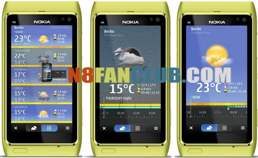 Nokia Maps v3.08.112 - Symbian Anna - Nokia N8