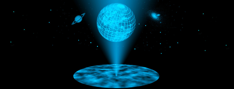 Is the Universe Really Just a Hologram?