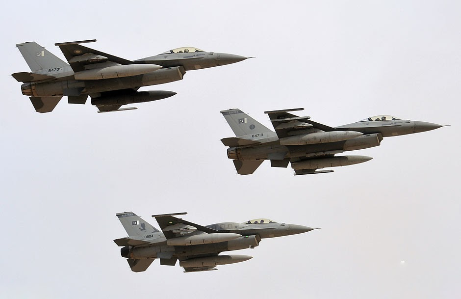 Pakistan Air Force has acquired 13 F-16A/B block 15 aircraft Fighter ... Army Helicopters In Action
