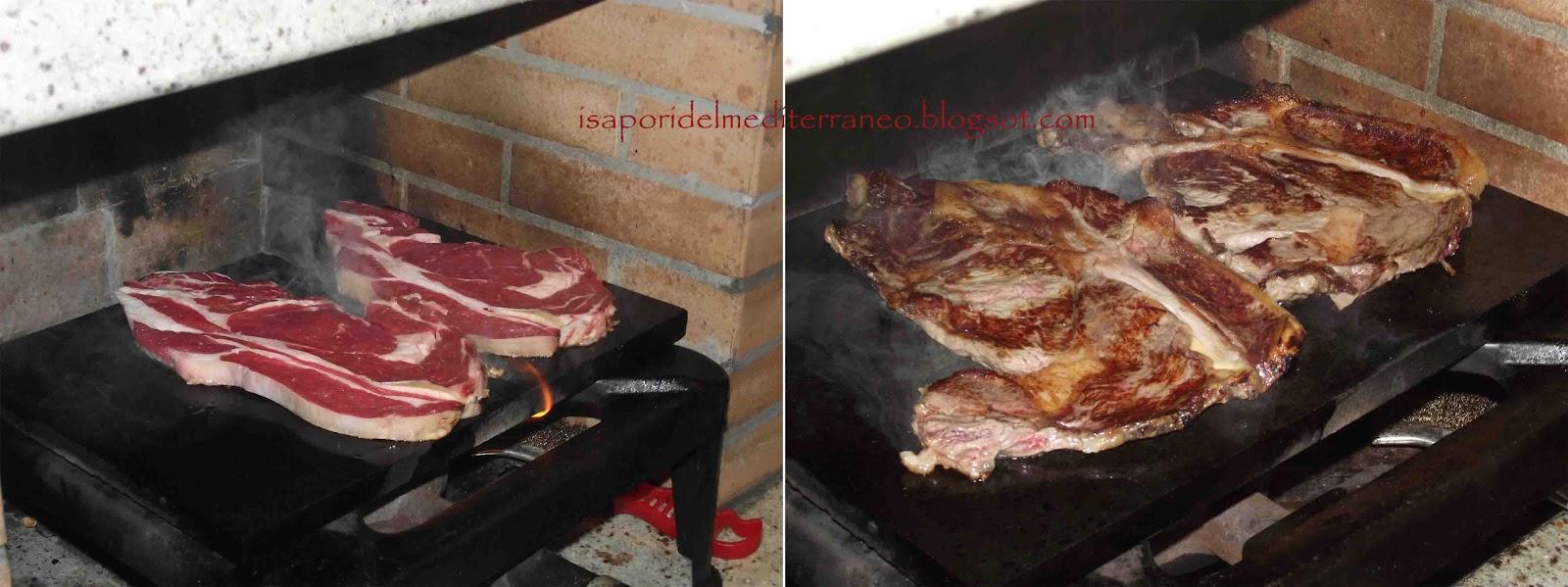 La cottura su pietra lavica i sapori del mediterraneo - Cucinare con la pietra lavica ...