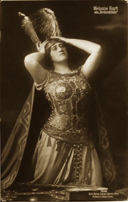 AUSTRIAN SOPRANO MELANIE KURT (1880-1941) CD
