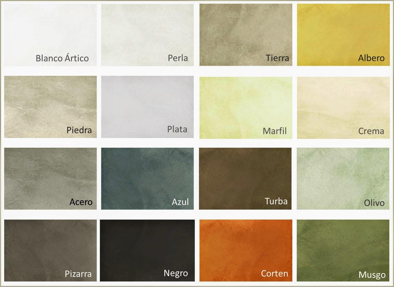 El interior de tu casa - Colores de microcemento ...
