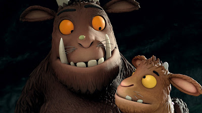 gruffalo and child