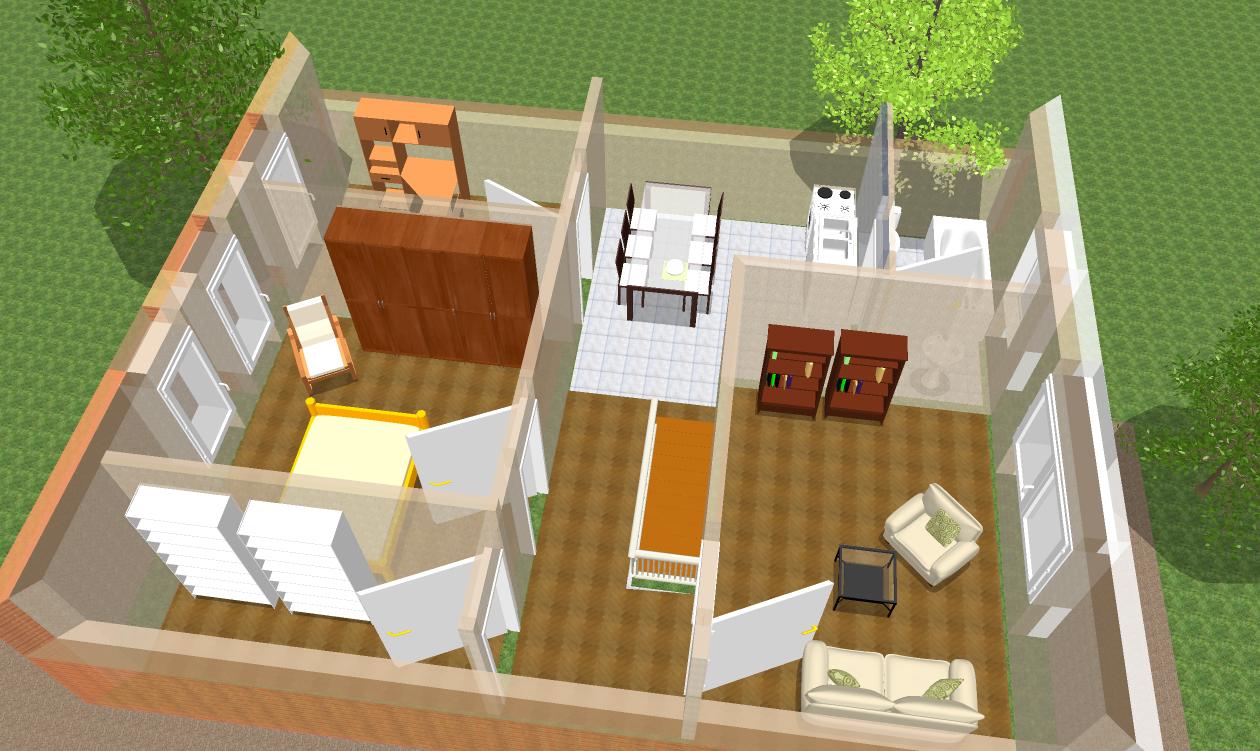 Grundriss wohnung 3 zimmer  Mietwohnungen Familie Lüken: 3 Zimmer Wohnung einen einem Haus mit ...