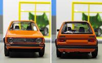 Kyosho Original Volkswagen Golf GTI