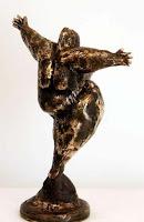 Henrik Fischer, bronzeskulptur