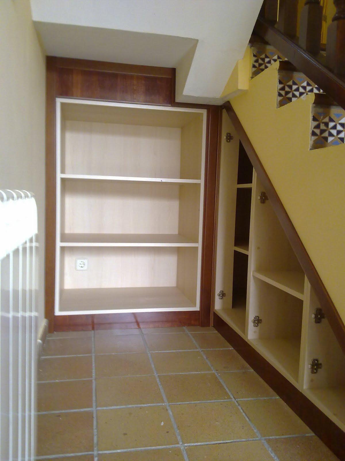 Armario hueco escalera perfect mueble multimedia a medida debajo de la escalera with armario - Armario hueco escalera ...