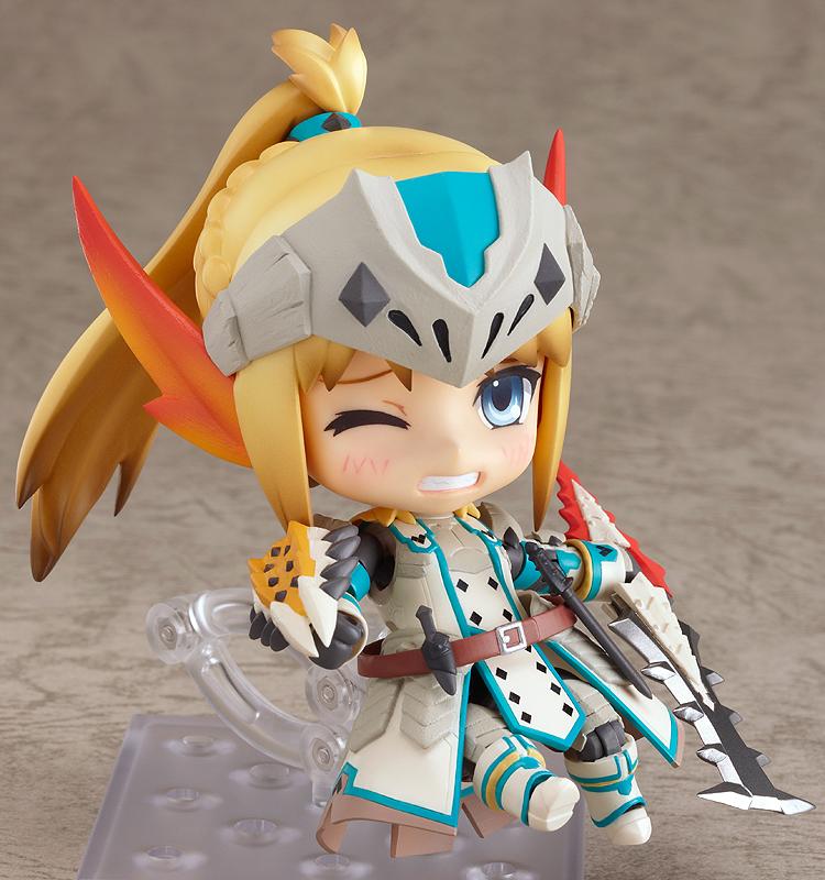 Nendoroid Female Swordsman Bario X Edition