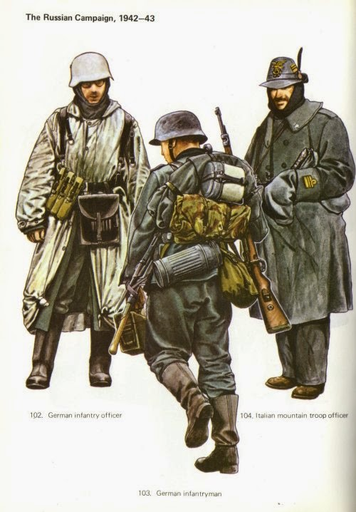 Early War German Infantry Uniforms Pictures 8
