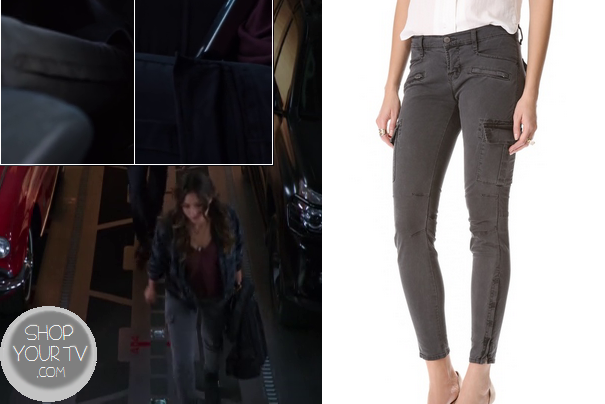 Agents of S.H.I.E.L.D.: Season 1 Episode 4 Skye's Cargo Jeans