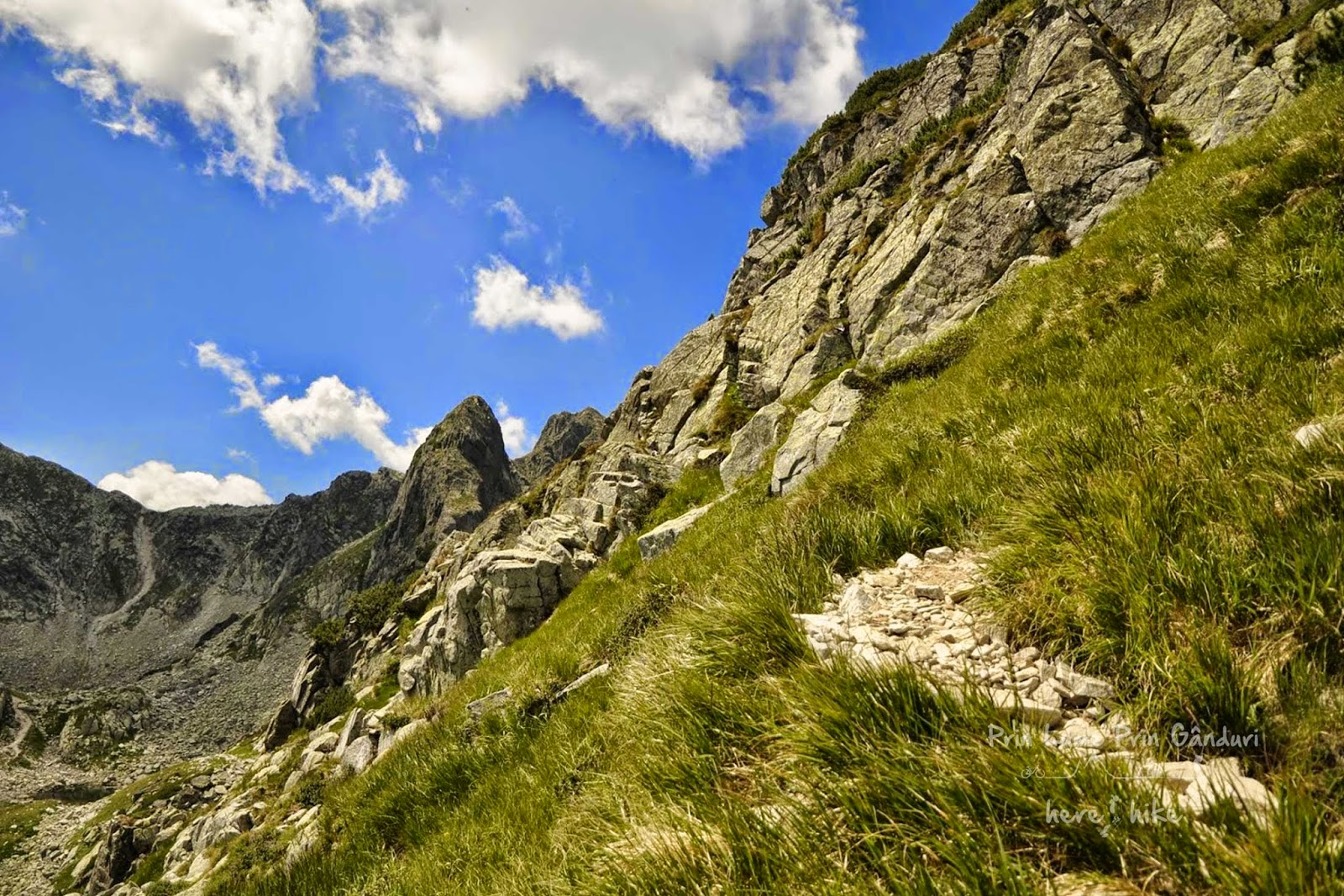 retezat-peak-hike-footpath